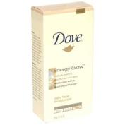 Dove Energy Glow Daily Face Moisturiser with Self-Tanner, Fair/Medium Skin, 1.7-Fluid Ounce