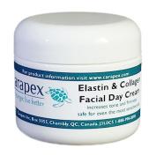 Carapex Facial Day Cream with Anti-ageing Elastin & Collagen, 60ml