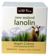 New Zealand Lanolin, Placenta and EPO Night Cream