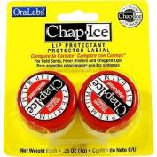 Chap Ice Premium Medicated Lip Balm - Cold Sore Formula, 0.5,