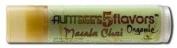 Certified Organic Lip Balms Masala Chai 5ml tubes