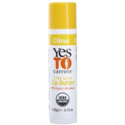 Yes to Carrots C Me Shine Lip Butter, Citrus