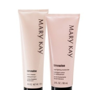 Mary Kay Timewise Age-fighting Moisturiser & 7.6cm 1 Cleanser Normal to Dry Skin Full Size Set
