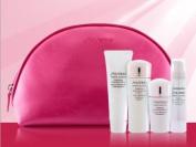 Shiseido White Lucent Brightening Brilliance Skincare 5-piece Travel Gift Set