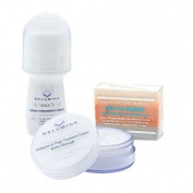 Relumins Advance White Complete Intimate Set- Whitening Soap, Deodorant Roll-On & Whitening Intimate Cream