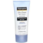 Neutrogena Ultra Sheer Dry-Touch Sunscreen, SPF 100 3 fl oz