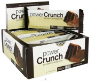 BioNutritional Research Group - Power Crunch High Protein Energy Wafer Triple Chocolate - 40ml