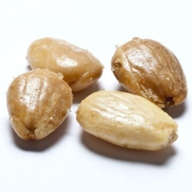 Marcona Almonds, Blanched, Unsalted, Raw - 1 bag - 240ml