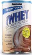 Biochem 100% Whey Sports Nutritional Drink, Chocolate Fudge, Sugarfree, 370ml