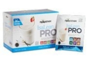 IsaLean® Pro Natural Vanilla Shakes with 36g PROTEIN - 14 individual foil pkts.