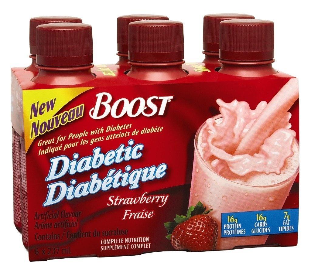 Boost Original Complete Nutritional Drink Vanilla Delight: Boost Nutritional Drink For Diabetes
