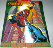 Spiderman Happy Holidays Gift Bags