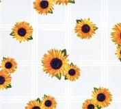 Sunflower Plaid (24'w X 250cm l) Cellophane Roll