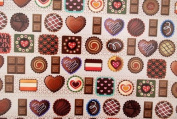 """Gift Wrapping Paper - """"I Love You"""" Hearts"""