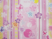 Gift Wrapping Paper - Best Wishes Flowers