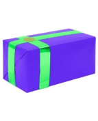 Gift Wrapping For Your Purchase (Purple w/Teal Ribbon)-Extra Day to Ship - EDO-GiftWrap-4