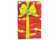 WINTER WIND Christmas Holiday Gift Wrap Paper - 16ft Roll