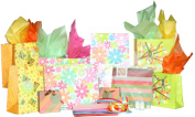 The Gift Wrap Company Wrapping Paper, Gift Bags, and Tissue Set