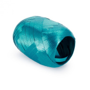 Teal Curling Ribbon (1 roll)