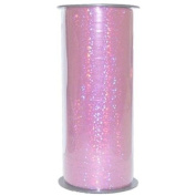 Holographic Curling Ribbon
