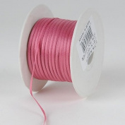 Colonial Rose Satin Ribbon 0.2cm 100 Yards
