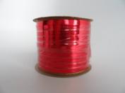 Red Foil Curling Ribbon 100 ft