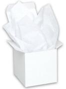 Acid-free White Tissue Paper 38cm x 50cm , Pack of 20 Sheets