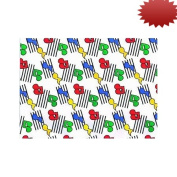 Music Treasures Co. Colourful Notes Tissue Wrap