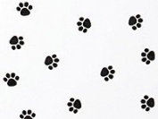 Tissue Paper PAW PRINT Over 50 Sq Ft ~ 12 Sheets ~ FOR CRAFTS & GIFT BAGS