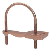 Pipe Ground Clamp, 12cm