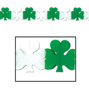 Shamrock Garland Party Accessory (1 count)