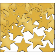 Fanci-Fetti Stars (gold) Party Accessory (1 count)