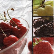Tasty Fruit Designer Napkins