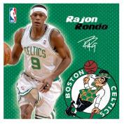 Boston Celtics Rajon Rondo Basketball - Lunch Napkins