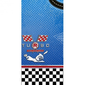 Turbo the Movie Party Table Cover - 1 piece
