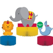 Circus Time! Honeycomb Centrepiece by Creative Converting - 265684