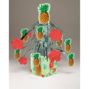 Pineapple Punch Mini Cascade Centrepiece 22cm