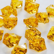 Acrylic Ice Rock Cubes 1 Lb Bag, Vase Filler or Table Decorating Idea
