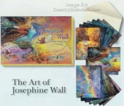 The Art of Josephine Wall - Leanin' Tree Greeting Card Assortment (AST90605) - 20 cards with full-colour interiors and 22 designed envelopes