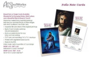 Prince of Peace - 8 Note Cards / Boxed Set - Jesus By Akiane - As Seen in Heaven Is for Real