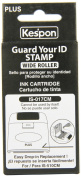 Kespon Guard Your ID Wide Roller Stamp Refill