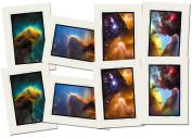 Hubble Telescope, Blank Note Cards, Set HRH4