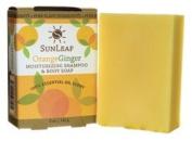 Moisturising Shampoo and Body Soap - 150ml Bar