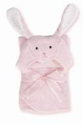 Bunny Hugs Hooded Baby Towel by Bearington Baby. Extra Cute!
