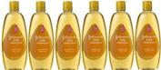 6x Johnsons Baby Shampoo No More Tears 100Ml - Mini Baby Shampoo Travel Size