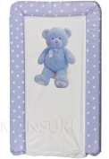 Baby Changing Mat Padded Luxurious Comfortable My First Teddy