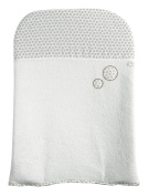 Câlin Câline Como 303.60 Baby Changing Mat Embroidered Natural