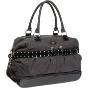 Bleeker Tote Nappy Bag By Nest - Black