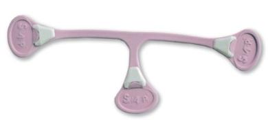 Nappi Nippas pack of 3 - pink