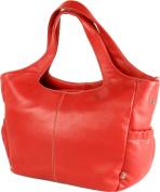 OiOi Tote Mod Leather Bag